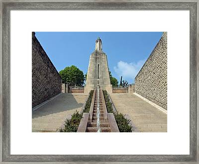 Framed Print featuring the photograph Verdun France by Joseph Hendrix