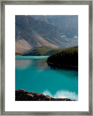 Vertical Framed Print