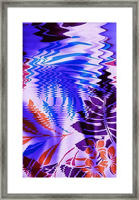 Vertigo Framed Print by Anne-Elizabeth Whiteway