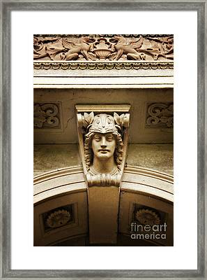 Very Roman Framed Print
