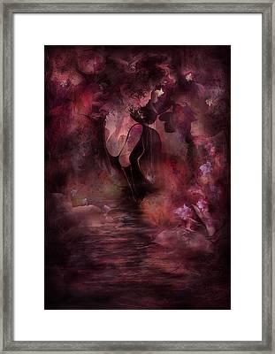 Victorian Dreams Framed Print by Rachel Christine Nowicki