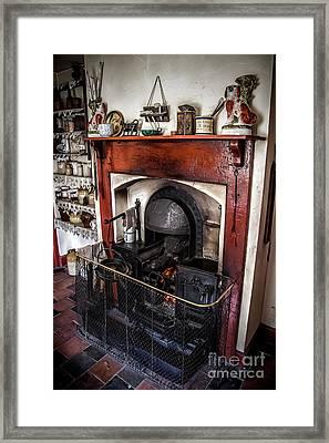 Victorian Range Framed Print by Adrian Evans