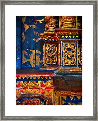 Viejo Framed Print by Skip Hunt