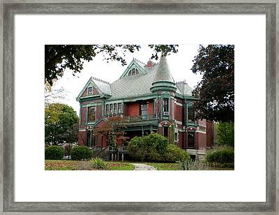 View From Northwest Framed Print by Craig Hosterman