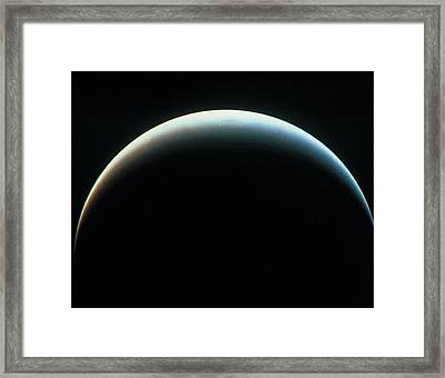 View Of An Eclipse Framed Print by Stockbyte
