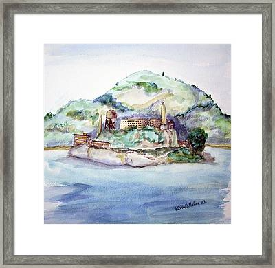 View Of Modernity Framed Print by Kevin Callahan