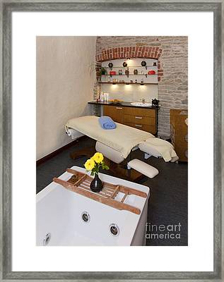 Vihula Manor Spa Framed Print by Jaak Nilson