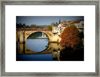 Villeneuve Sur Lot Framed Print