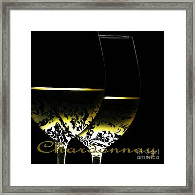 Vino Blanco Framed Print by Jose Luis Reyes