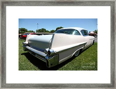 Vintage 1957 Cadillac . 5d16688 Framed Print by Wingsdomain Art and Photography