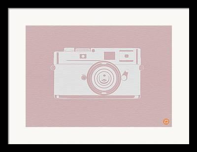 Toy Camera Framed Prints