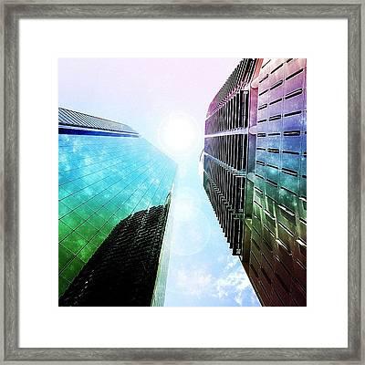 Vintique Framed Print