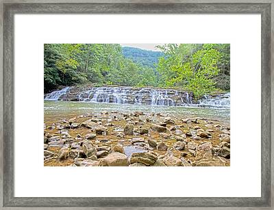 Virginia Waterfalls Framed Print