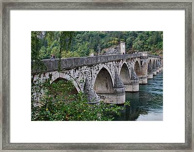 Visegrad Framed Print by Marija Djedovic