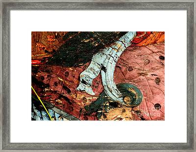 Viv Framed Print by Dean Harte