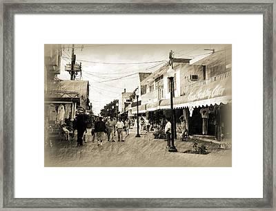 Viva Mexico Framed Print by Barry Jones