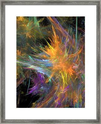 Vivaz Framed Print by RochVanh