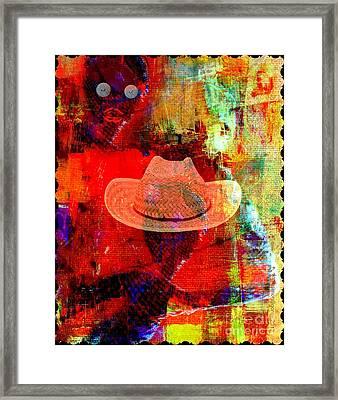 Voisin Emmerdeur- Annoying Neighbor Framed Print by Fania Simon