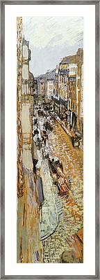 Vuillard: Paris, 1908 Framed Print