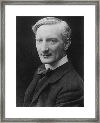 W. H. Beveridge 1879-1963, Influential Framed Print