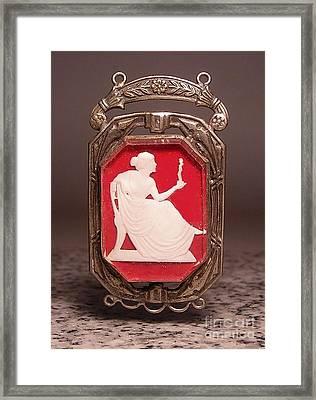 W1 14 Framed Print by Dwight Goss