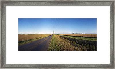 Wainfleet Gunnery Range Framed Print