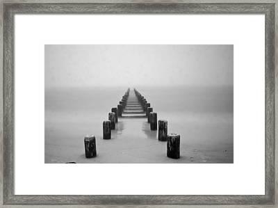 Walk To Eternity Framed Print by Michael Murphy