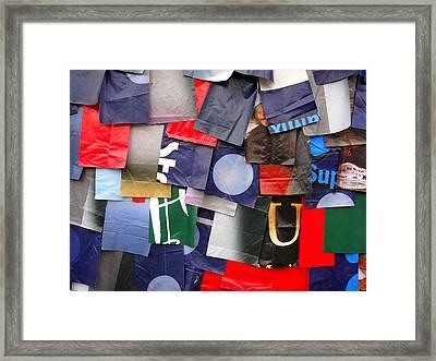 Wallpaper 1 Framed Print