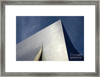 Walt Disney Concert Hall 5 Framed Print by Bob Christopher