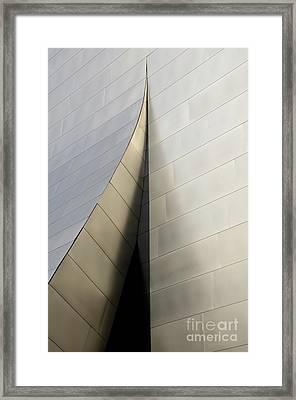 Walt Disney Concert Hall 6 Framed Print by Bob Christopher