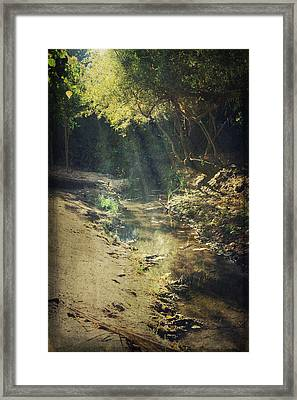 Warm My Soul Framed Print
