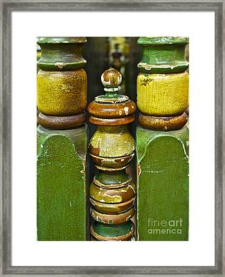 Warm With Human Touch Framed Print by Gwyn Newcombe