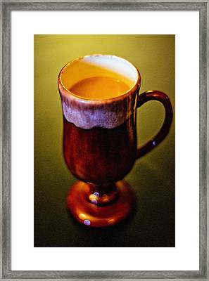 Framed Print featuring the photograph Warmth by Randall  Cogle