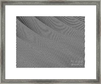 Warp Factor Zero Framed Print by Steve Young