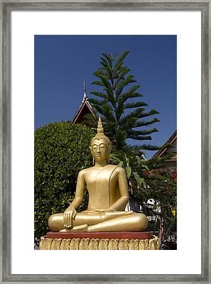 Wat Mai Buddha II Framed Print by Gloria & Richard Maschmeyer