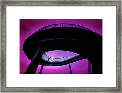 Watching - Waiting Framed Print