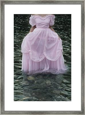 Water Bride Framed Print by Joana Kruse