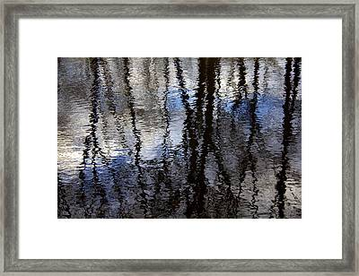 Water Color Framed Print by Ed Smith