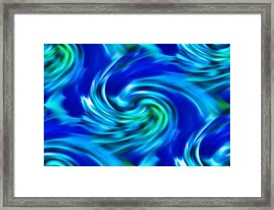 Water Dreams.... Framed Print by Tanya Tanski