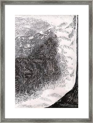 Bash Bish Falls Framed Print