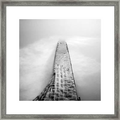 Waterscape 02 Framed Print by Nina Papiorek
