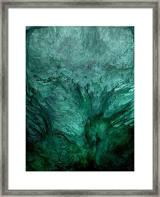 Waterworld Framed Print