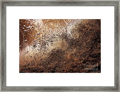 Framed Print featuring the photograph Watty8 by Cazyk Photography