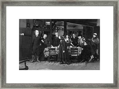 Way Down East, 1920 Framed Print by Granger