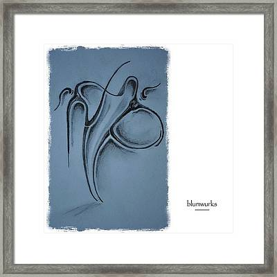 We Are As One Framed Print