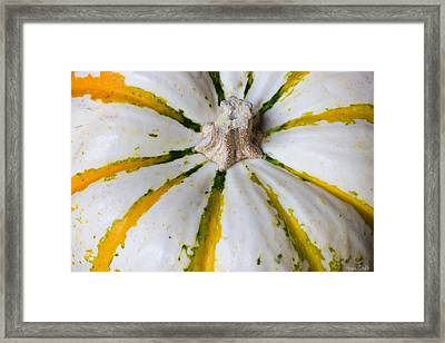 We Can Be Unique Framed Print by Heidi Smith