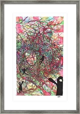 We Found The Princess Framed Print by Katchakul Kaewkate