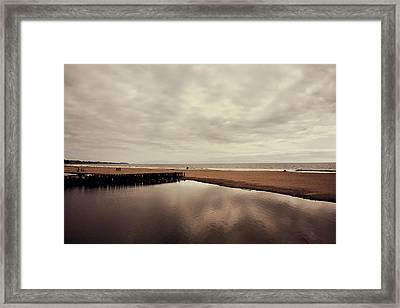 We Should Never Be Apart Framed Print by Laurie Search