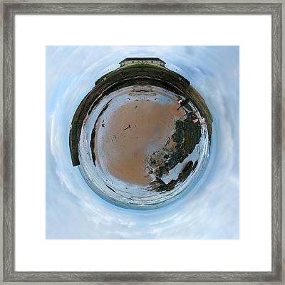 Wee Rossnowlagh Beach Framed Print by Nikki Marie Smith