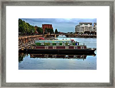 Weekend Get Away Framed Print